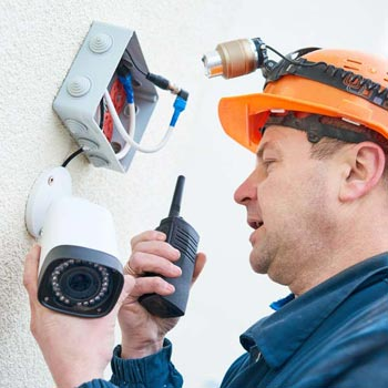Flintshire business cctv system repairs